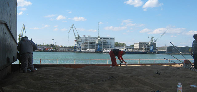 Фумигация на кораби, шлепове, вагони,контейнери